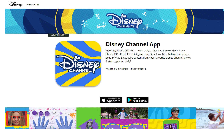 Comment obtenir la chaîne Disney Junior?