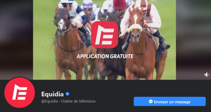 Comment regarder Equidia Racing?