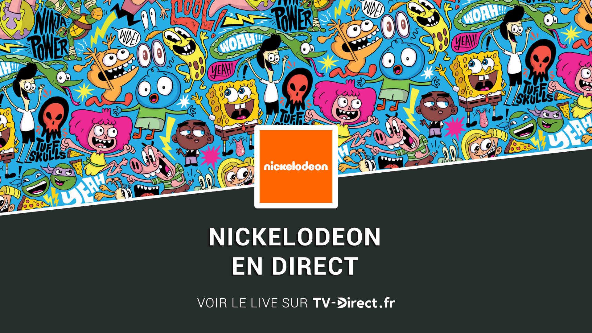 Pourquoi Nickelodeon?